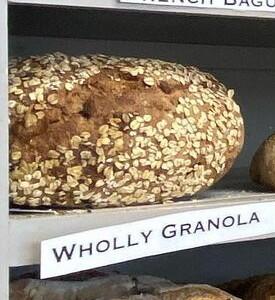 Farrell Bread - Wholly Granola Sliced