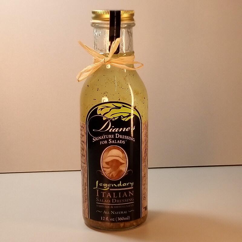 Diane's Dressing - 12oz bottle