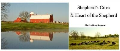 Shepherd's Cross - Ground lamb - ~1 lb. pkg.