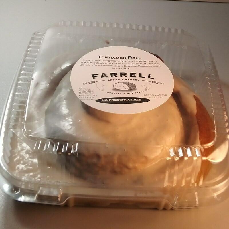 Farrell Bread - Cinnamon Roll - Big