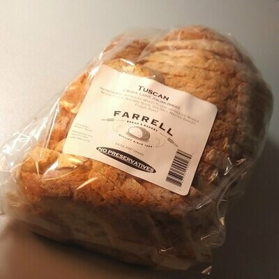 Farrell Bread - Tuscan Loaf - 1.8 lbs.