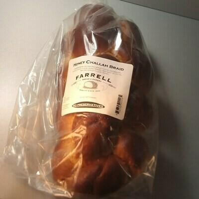 Farrell Bread - Challah Braid - 1.25 lbs.