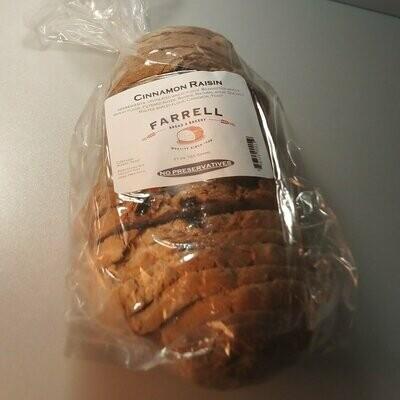 Farrell Bread - Cinnamon Raisin - 1.68 lbs.