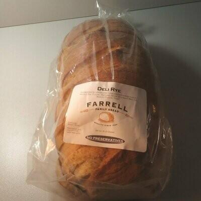 Farrell Bread - Deli Rye - 1.8 lbs