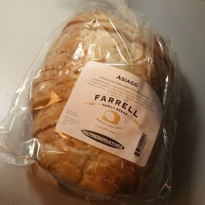Farrell Bread - Asiago Loaf - 1.75 lbs.