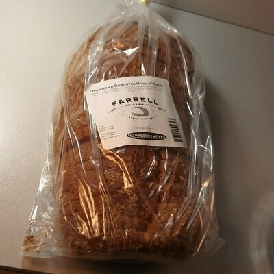Farrell Bread - Sprouted Wheat - 2.5 lbs.