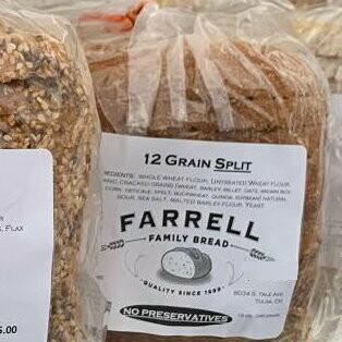 Farrell Bread - 12 Grain Split