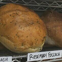 Farrell Bread - Rosemary Foccacia