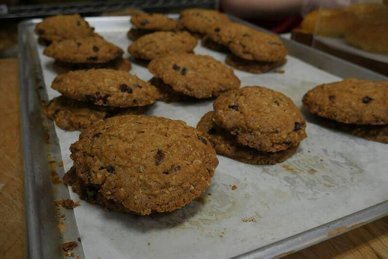Farrell Bread - Rum Raisin Cookies - 4 pk.