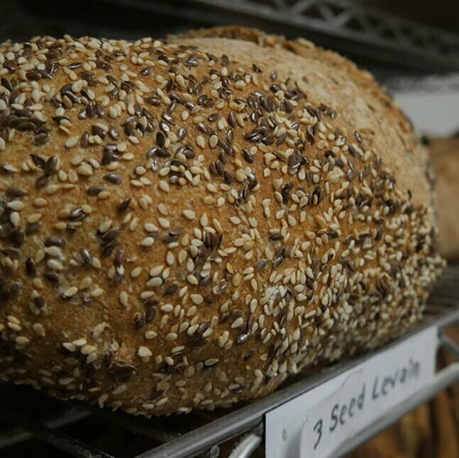 Farrell Bread - 12 Grain Levain