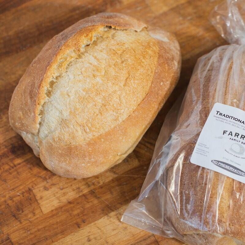 Farrell Bread - Sourdough - ~2 lbs.