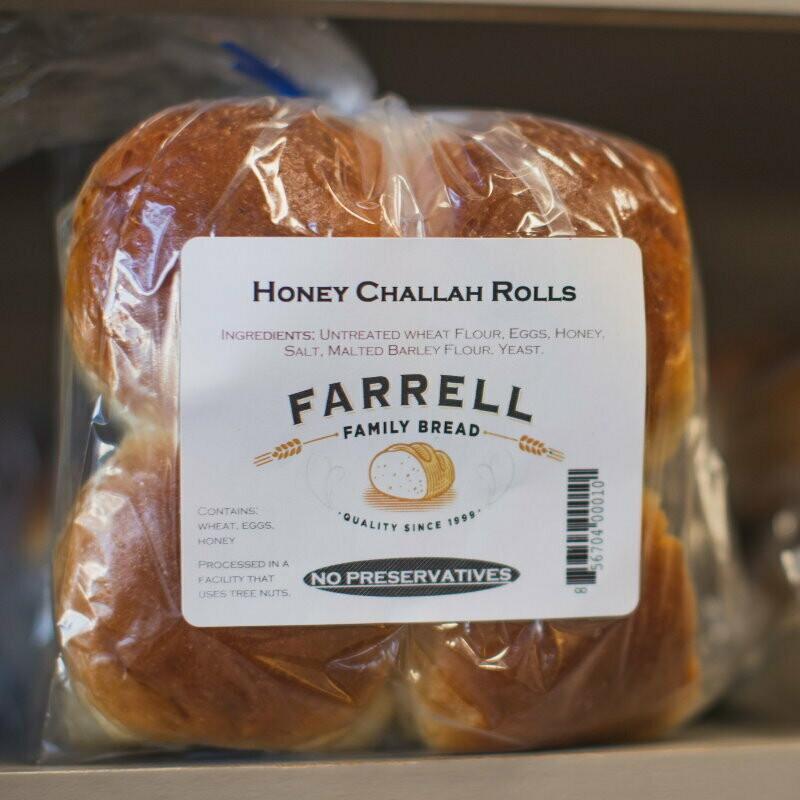 Farrell Bread - Challah Rolls 8 pk. - 0.75 lbs.