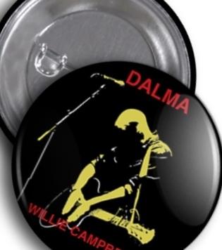 Dalma Button Badge
