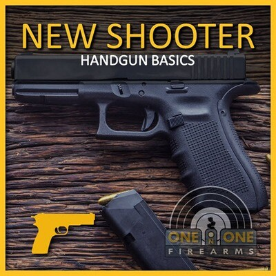 NEW SHOOTER HANDGUN BASICS / 12Pm - 4Pm, Nov 14TH 2020,  RANGE 2 BAY 3, Sac Valley Shooting Center