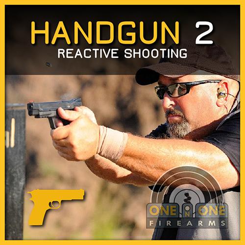 HANDGUN 2, REACTIVE SHOOTING , NOV 7TH, 2020 RANGE 2-1