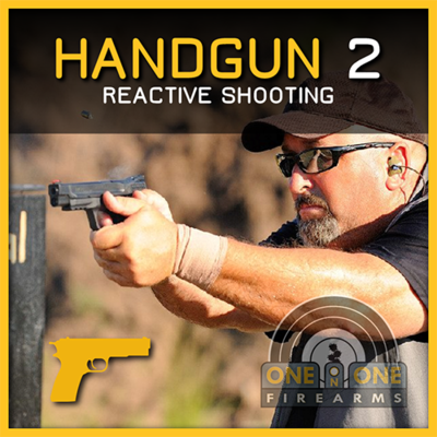 HANDGUN 2, REACTIVE SHOOTING , 9 JAN 2021, RANGE 9