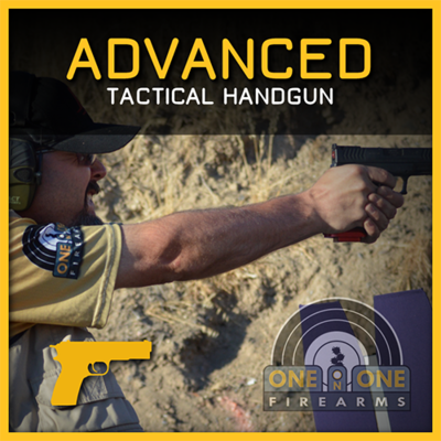 ADVANCED TACTICAL HANDGUN : 21 & 22 AUGUST, 2021, RANGE 9