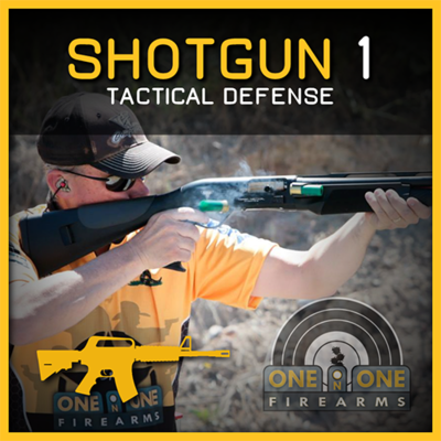 SHOTGUN 1 - TACTICAL DEFENSE | 23 JAN 2021, Sac Valley Shooting Center - RANGE 9