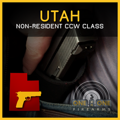 MULTI-STATE CONCEALED FIREARM PERMIT, MONDAY,  July 5th, 2021, 6:00 to 10:00 PM