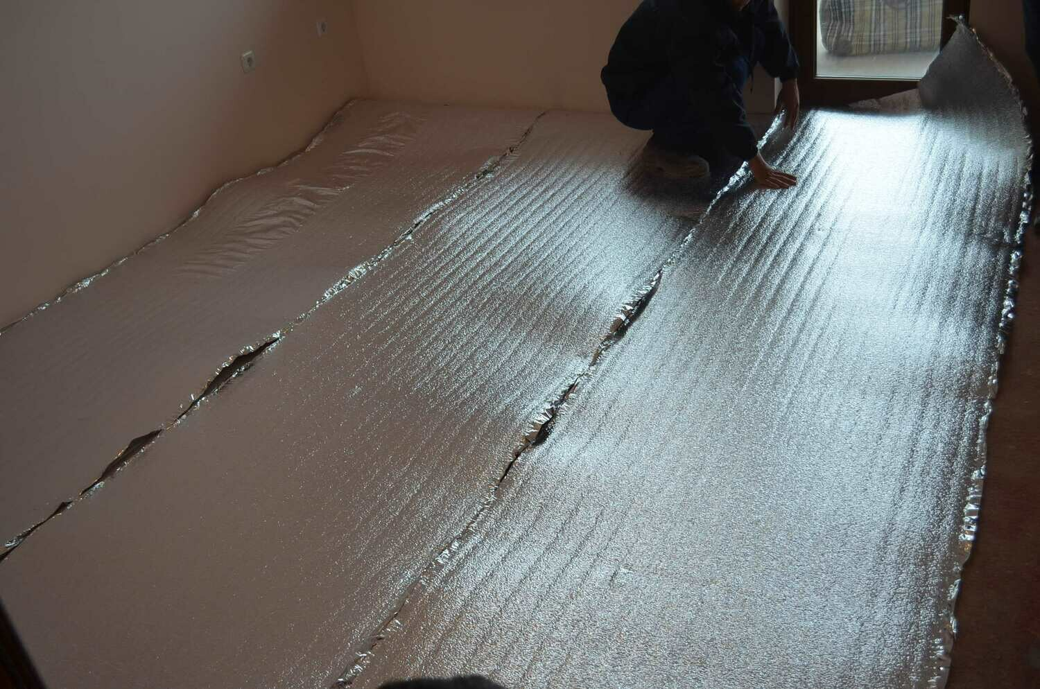 Electric Underfloor Heating sqm 1 2 3 4 5 6 7 8 9 10 m² with VDE certification