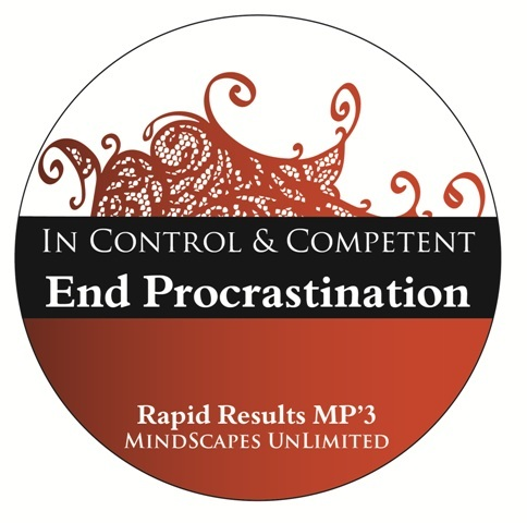 In Control and Competent-Quickly Banish Procrastination and Super Charge Your Success (MP3) Info>