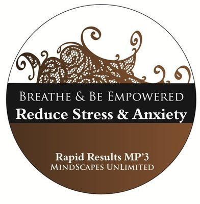 Breathe and Be Empowered-Calming Stress Reducer, Confidence Builder, Focus Enhancer (MP3) Info>