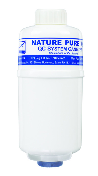 Nature Pure QC2 Canister