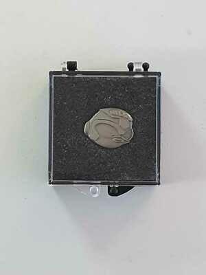 SuperNils pin in doosje