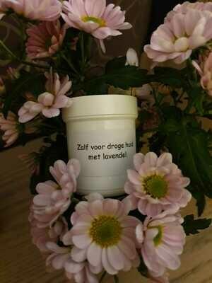 Lavendelzalf voor droge huid