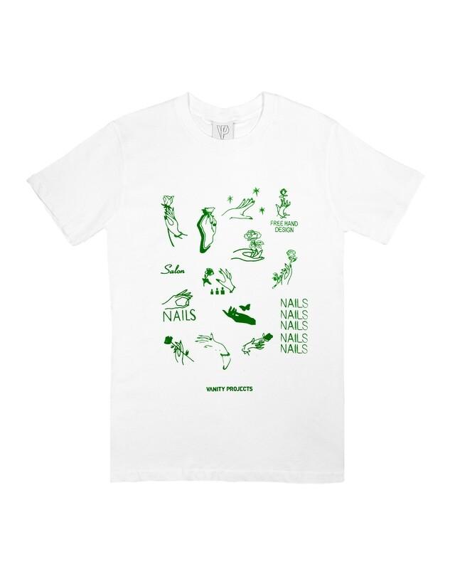 Nails T-shirt (Green)