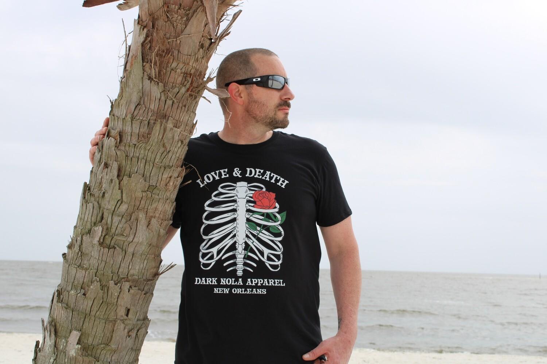Love and Death Short-Sleeve Unisex T-Shirt