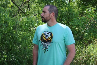 Rose Skull Short-Sleeve Unisex T-Shirt