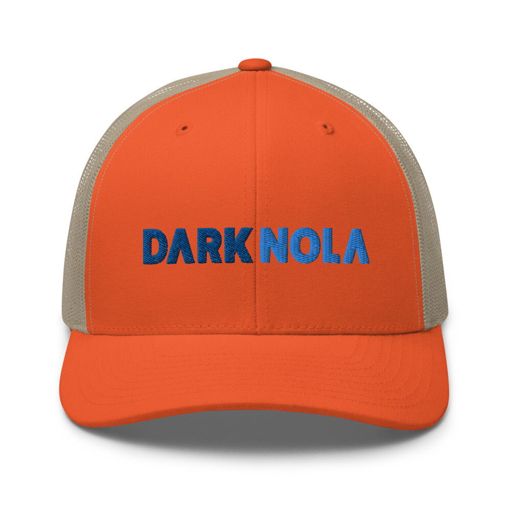 Dark Nola Trucker Cap