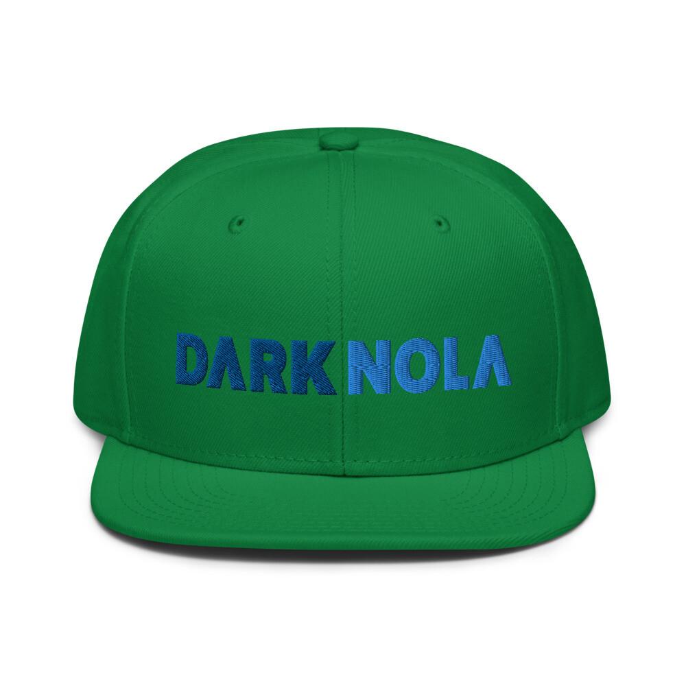 Dark Nola Snapback Hat