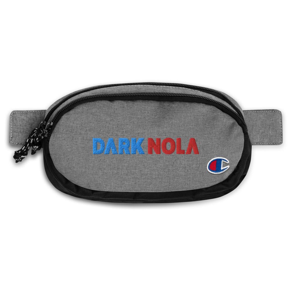 Dark Nola Champion Fanny Pack