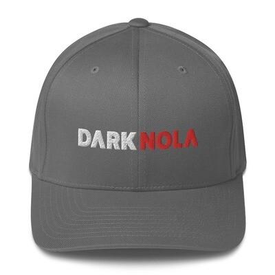 Dark Nola Structured Twill Cap