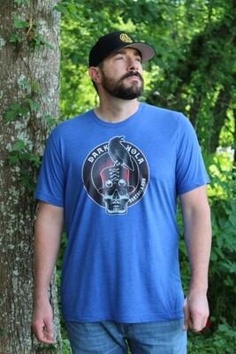 Dark Nola Official Triblend Short Sleeve T-Shirt