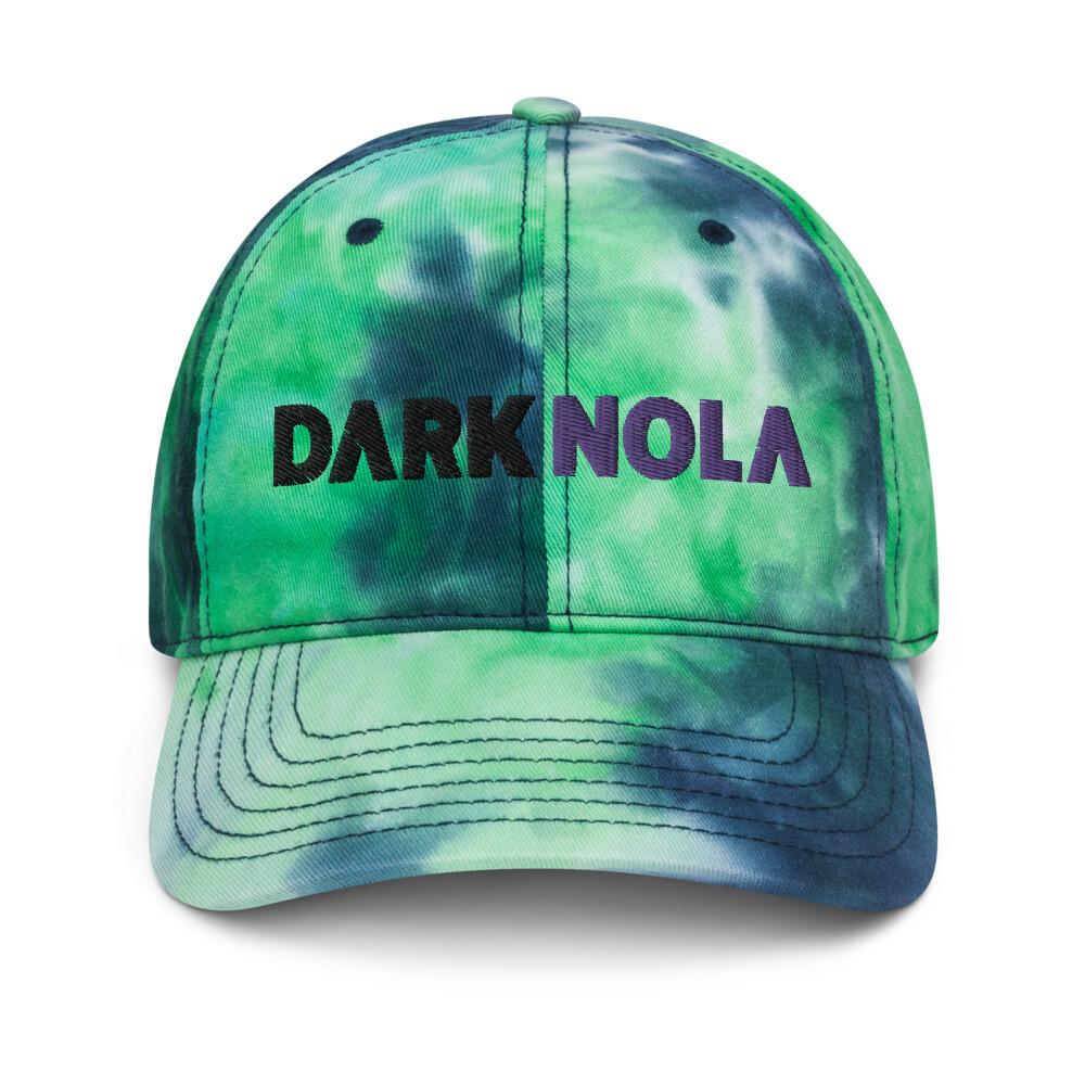 Dark Nola Tie Dye Hat