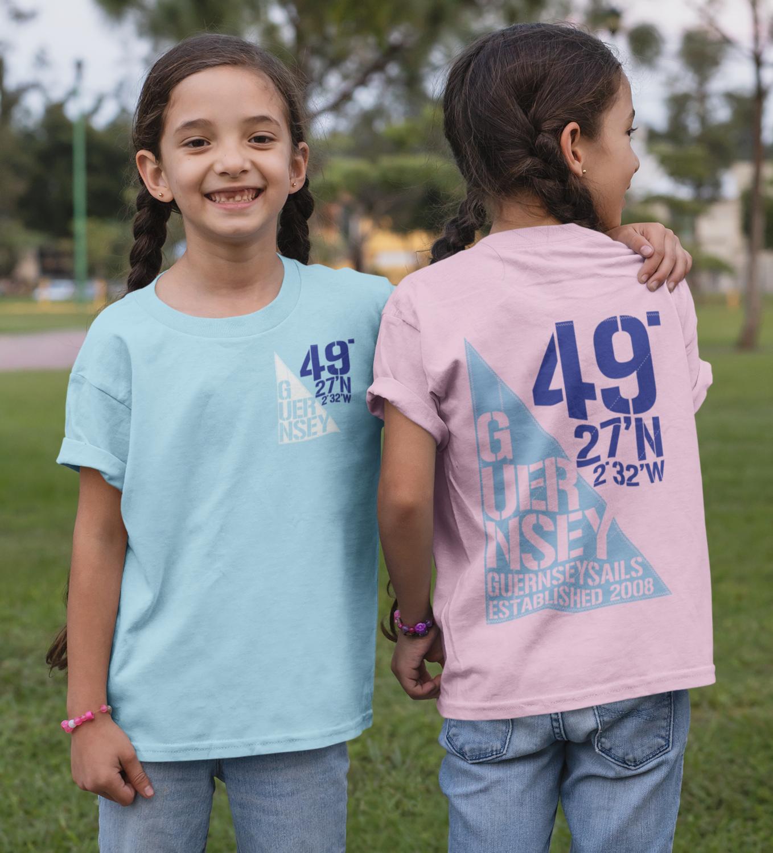 Children's Sail T-Shirt