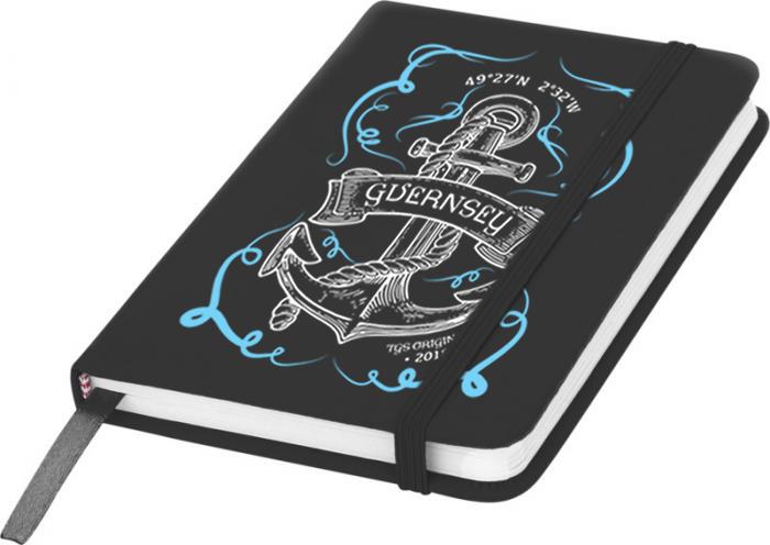 TGS Retro Anchor Notebook