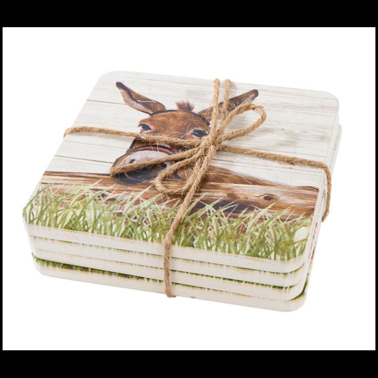Donkey Coasters set