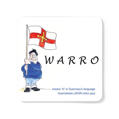 Warro Wood Coaster