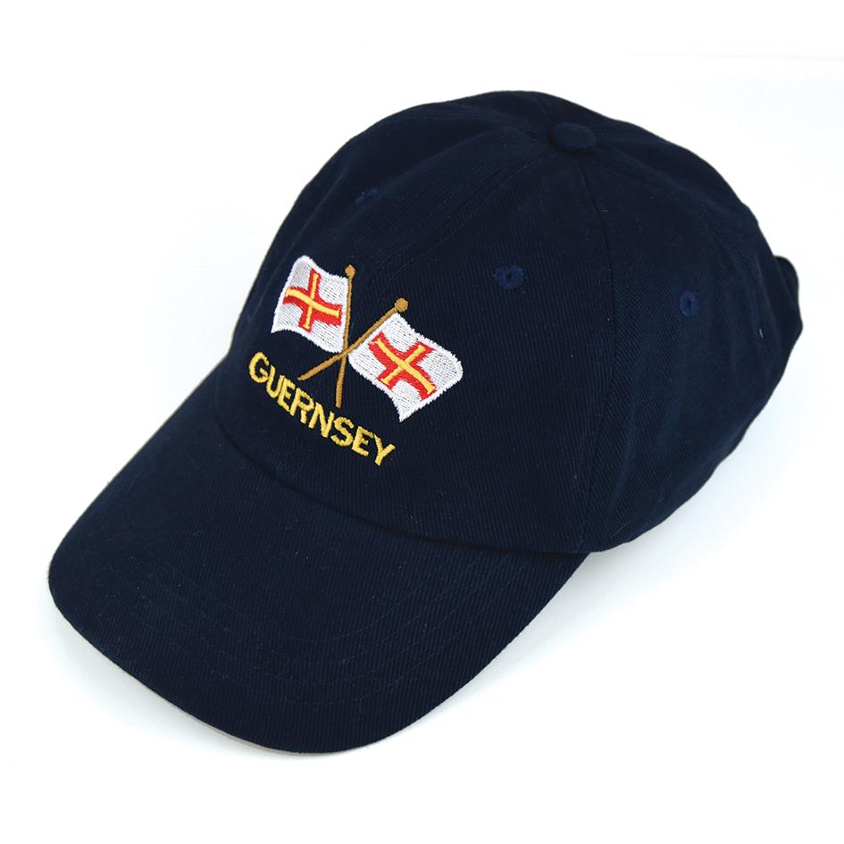 Guernsey Cross Flag Cap
