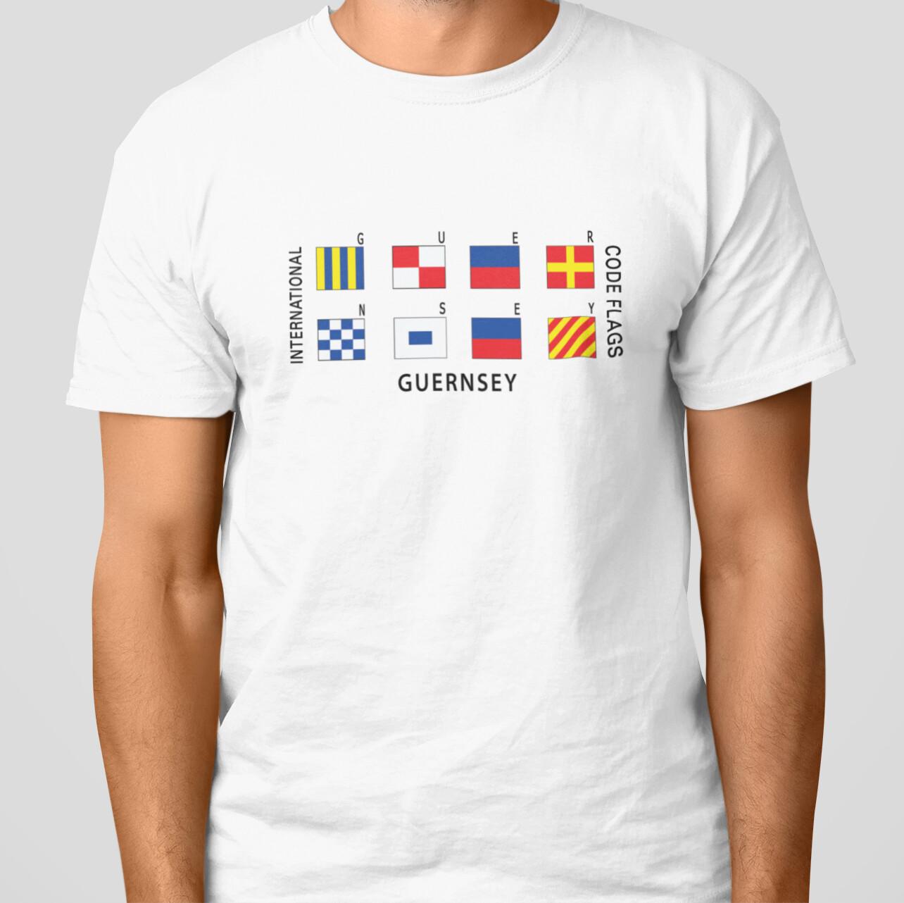 Men's Code Flag T-Shirt