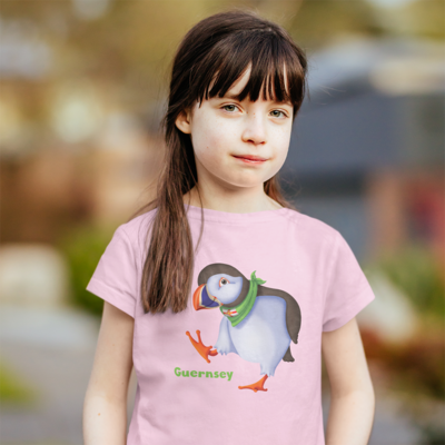 Children's Puffin T-Shirt