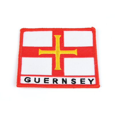 Flag Embroidered Badge