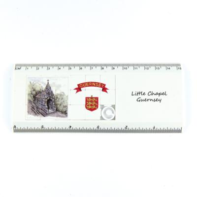 Little Chapel Puzzle Ruler