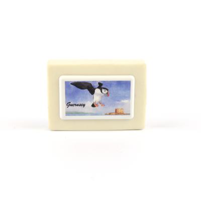 Flying Puffin Eraser