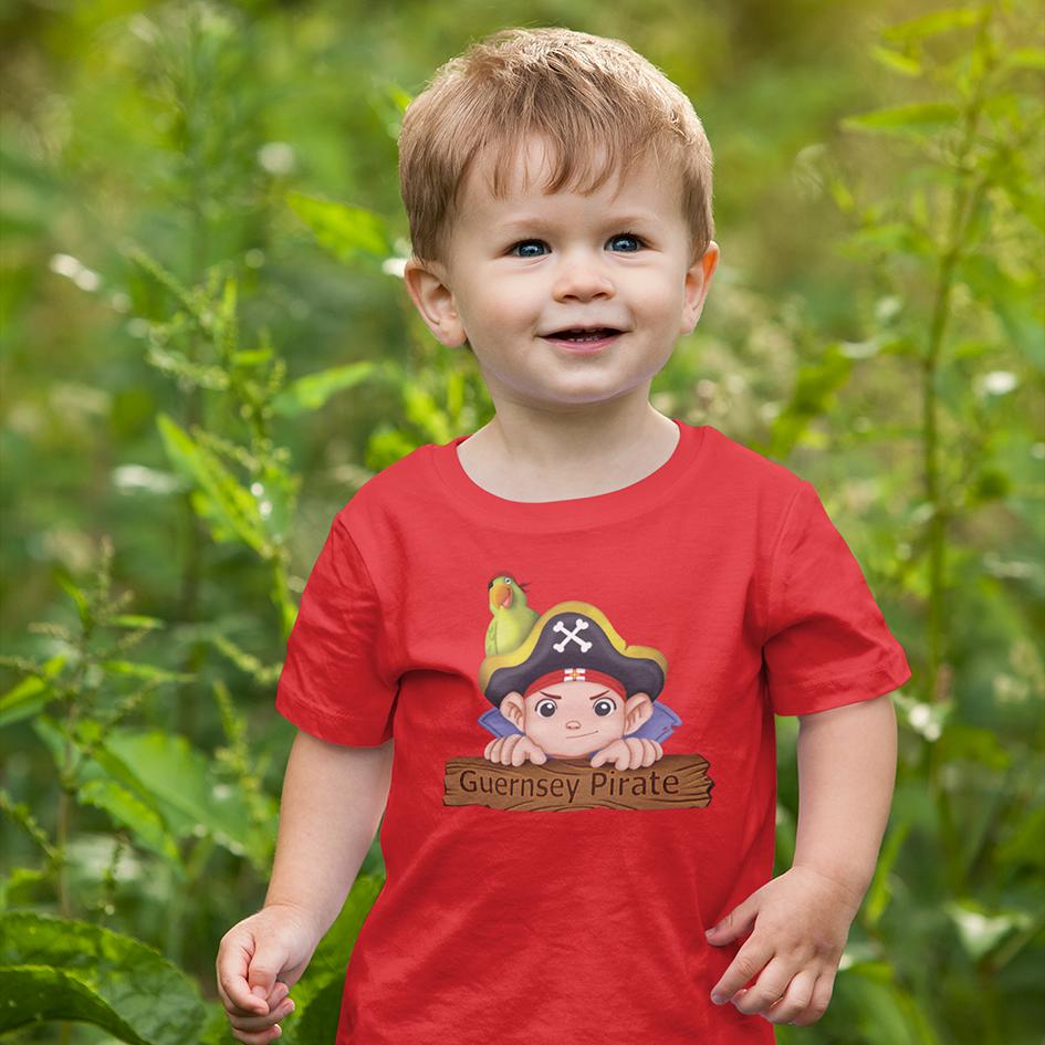 Guernsey Pirate T-Shirt