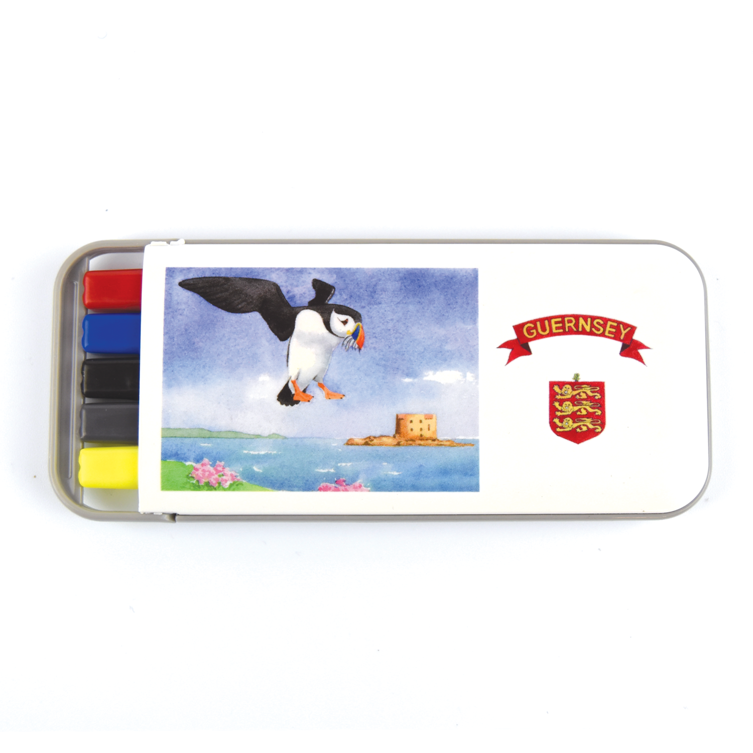 Flying Puffin Penset